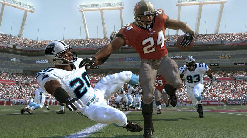 Madden NFL 07 for Xbox 360 image