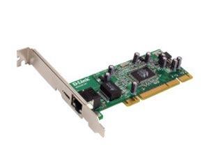 D-Link DGE-530T 32 BIT PCI Gigabit Adapter + Extra L/P Bracket