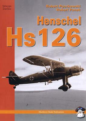 Henschel Hs126 by Robert Peczkowski