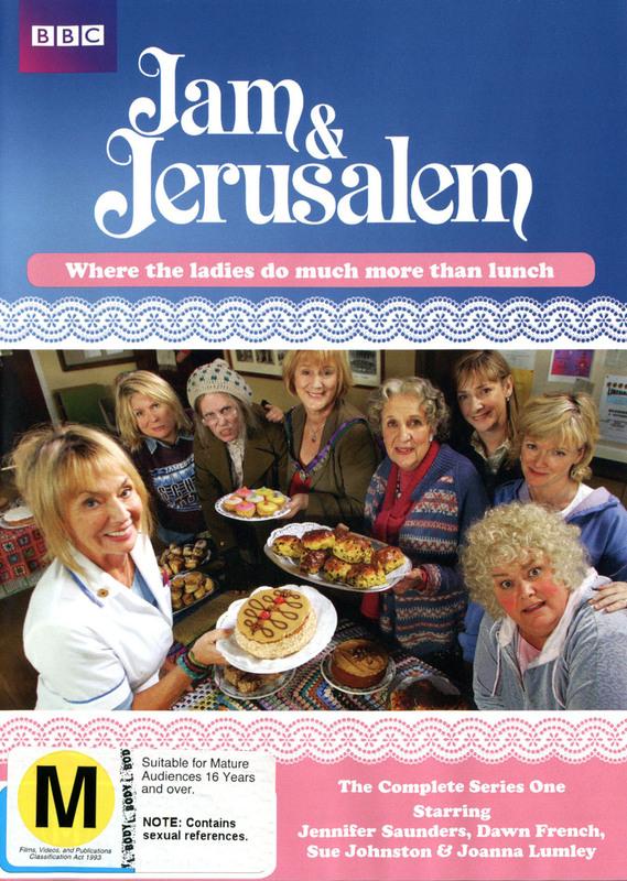 Jam And Jerusalem - Complete Series 1 (2 Disc Set) on DVD