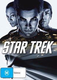 Star Trek XI on DVD