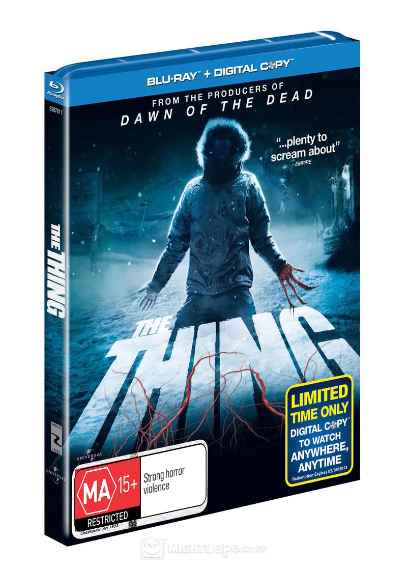 The Thing on Blu-ray image