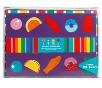 Dylan's Candy Bar Fold Over Notes - Gummy Bear