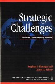 Strategic Challenges by Stephen J Flanagan image