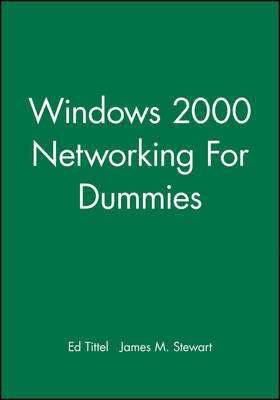 Windows 2000 Networking for Dummies by Ed Tittel image