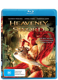 Heavenly Sword on Blu-ray