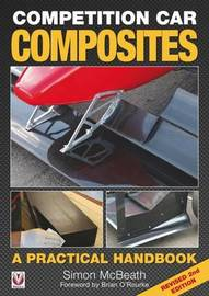 Competition Car Composites by Simon McBeath