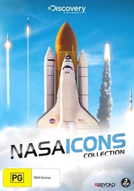 NASA Icons Collection on DVD
