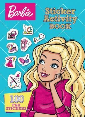 Barbie: Sticker Activity Book (Mattel)