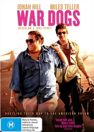 War Dogs on DVD