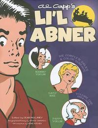 Li'l Abner The Complete Dailies And Color Sundays, Vol. 1 1934-1936 by Al Capp image