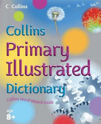 Collins Primary Illustrated Dictionary by Ginny Lapage image