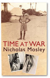 Time at War by Nicholas Mosley image
