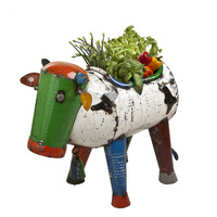 Clarence the Cow Planter - Medium