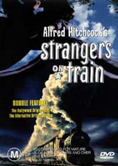 Strangers On A Train on DVD