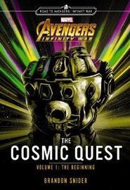 Avengers Infinity War: Cosmic Quest #1