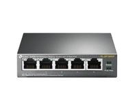 TP-Link: TL-SF1005P - 5-Port 10/100Mbps Desktop Switch With 4-Port PoE