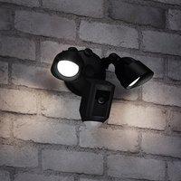 Ring: Floodlight Camera - Black