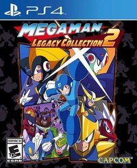 Mega Man Legacy Collection 2 for PS4