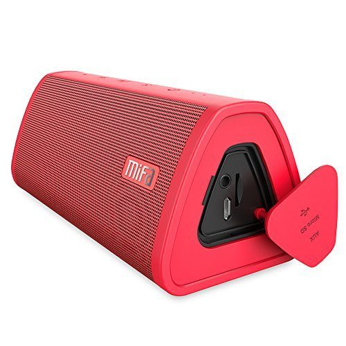 Mifa Portable Bluetooth speaker - Red