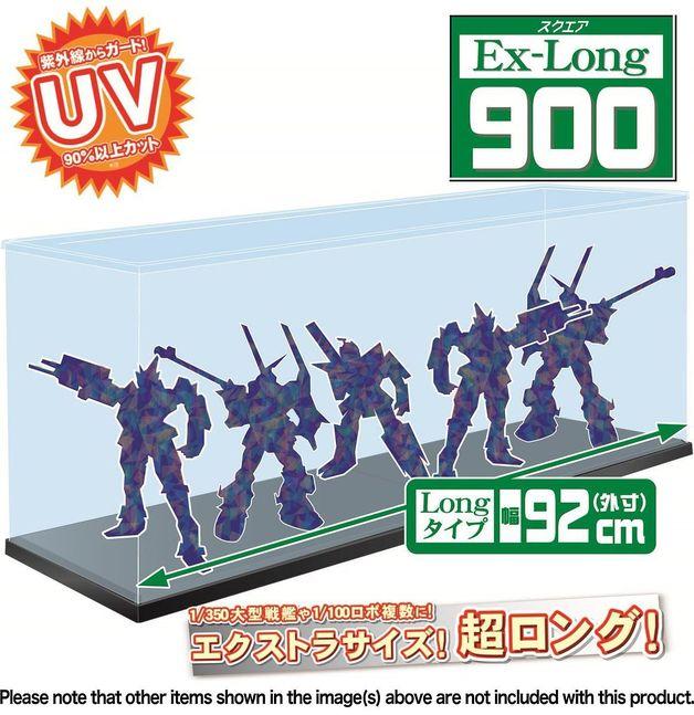 Model Cover UV Ex-Long900 (Black)