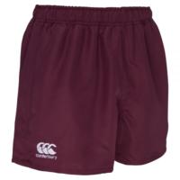 Canterbury Professional Polyester Short Junior - Maroon (14YR)