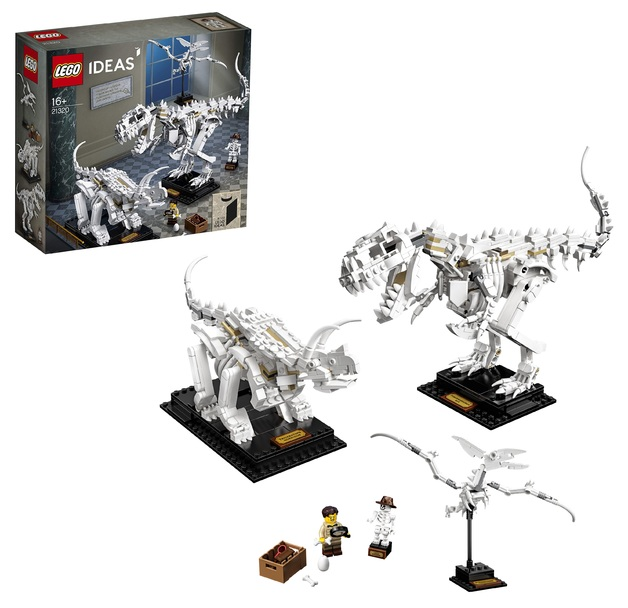 LEGO Ideas: Dinosaur Fossils - (21320)