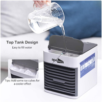 Portable Personal Air Cooler Conditioner Fan