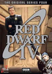 Red Dwarf - Series 4 on DVD