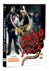 Fiend Without A Face on DVD