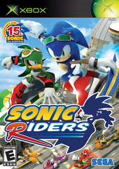 Sonic Riders for Xbox