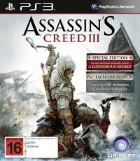 Assassin's Creed III Special Edition for PS3
