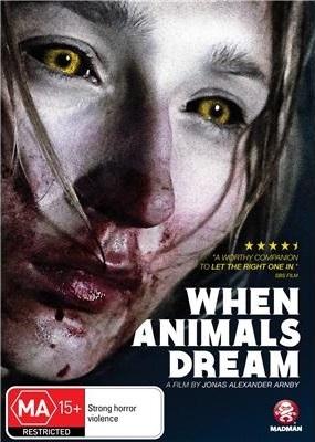 When Animals Dream on DVD