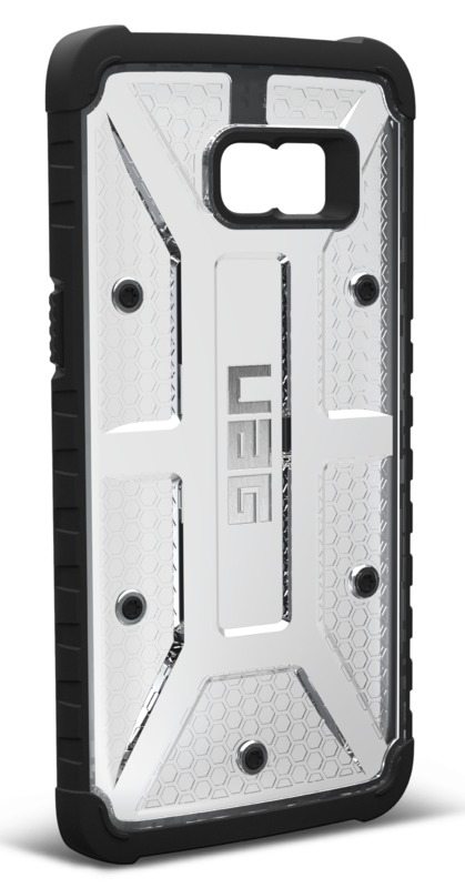 UAG: Composite Case for S6 Edge Plus - (Ice/Black)