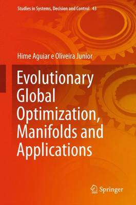 Evolutionary Global Optimization, Manifolds and Applications by Hime Aguiar E. Oliveira image