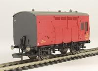 Hornby: BR (ex-LMS) Horse Box - Type 2