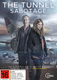 The Tunnel: Sabotage (Series 2) DVD