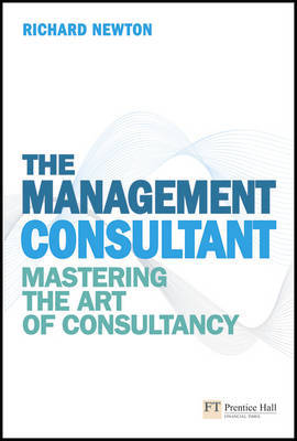 The Management Consultant by Richard Newton image