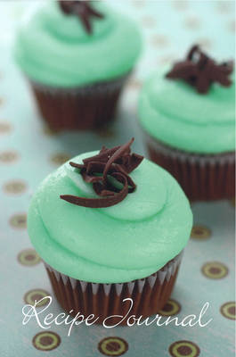 Recipe Journal: Mint Cupcake (Large) by New Holland Publishers image