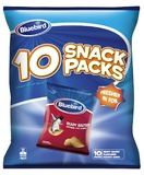Bluebird Multipack - Ready Salted (10 Pack)