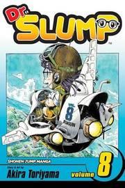 Dr. Slump, Vol. 8 by Akira