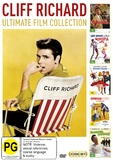 Cliff Richard Ultimate Film Collection DVD