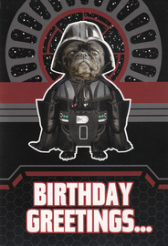 Hallmark: Interactive Birthday Card - Bark Side