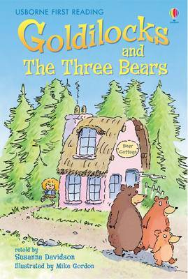 Goldilocks and The Three Bears [Book with CD] by Susanna Davidson image