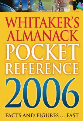 Whitaker's Almanack Pocket Reference 2006 image