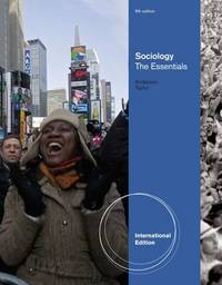 Sociology by Margaret L Andersen image