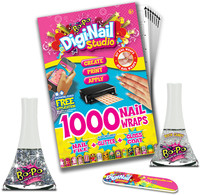 Bo-Po Peel-Off Nail Colour: Digi-Nails Starter Pack