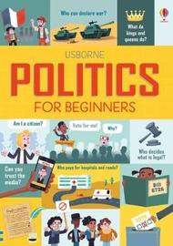 Politics for Beginners by Alex Frith image