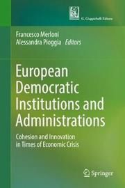 European Democratic Institutions and Administrations