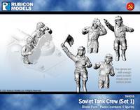 Rubicon Soviet Tank Crew